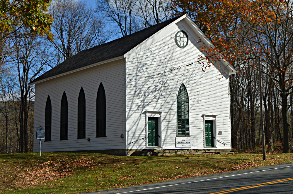 Photo of The Old Clove Church